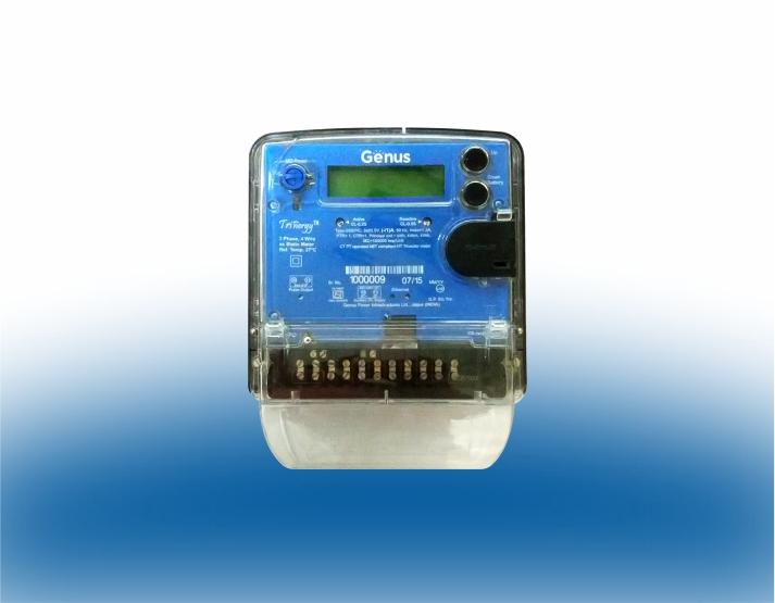 Product Genus Power Infrastructures Ltd