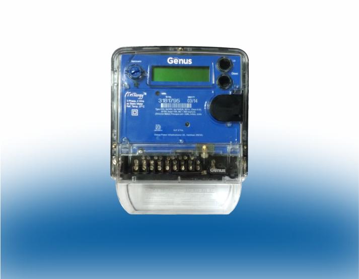 Htct Meter Genus Power Infrastructures Ltd